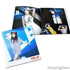 MISS A SUZY Photobook, 2014 MLB Summer Lookbook with SUJI, SUZI Photos, KPOP