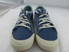 Merrell Blue Canvas Sneakers, Casual Shoes, Size 9.5 New
