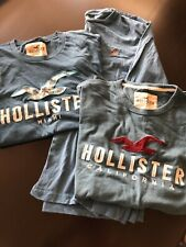 hollister And Polo t-shirts Mens S (3 Total)