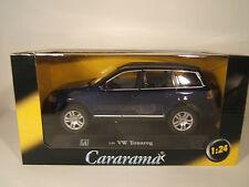 VW TOUAREG 1:24 CARARAMA. NEW IN BOX.