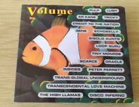 CD Volume 10 Indie Compilation w/192 Page Book Pulp Echobelly Gene Tricky Lush