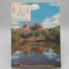Vintage Arizona Highways Magazine May 1959
