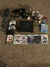Microsoft Xbox 360 Elite 120Gb Console - Black With Tons Of Extras!