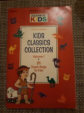 Cedarmont Kids Little David Presents Kids Classic Collection Vol 1 81 Classic...