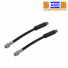 VW GOLF MK5 MK6 AUDI A3 MK2 TOURAN REAR BRAKE HOSES PAIR A1196
