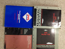 1995 Lincoln Mark VIII Service Repair Shop Workshop Manual OEM Set EVTM + More