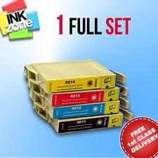 Set completo di non-OEM Cartucce di inchiostro compatibili per Epson Stylus Printer D68