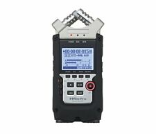 Zoom H4n Pro 4-Input / 4-Track Portable Handy Recorder with Onboard X/Y Mic Cap