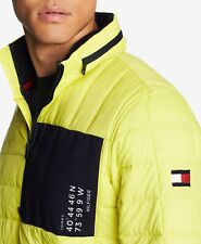 Tommy Hilfiger Bartels Colorblocked Quilted Insulator...