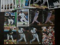 Huge Lot of 50 Frank Thomas Baseball Cards White Sox HOF