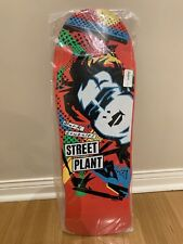"""Street Plant Red Fat Gonz Limited Shaped Skateboard - 11.25"""""""