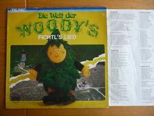 Die Woody's – Die Welt der Woody's - Fichtl's Lied Germany 1984 ( LP )