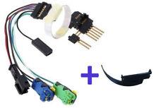 Câble FFC avec languette + prises, contacteur tournant airbag MEGANE 2, SCENIC 2