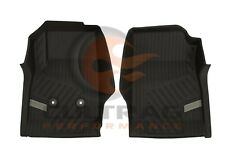 2015-2018 GMC Canyon GM Front Premium All Weather Floor Liners Black 84370640