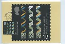 WBC. - GB-schede PHQ - 1999-AGOSTO-scienziati-FRONT - IED/SHS-Set Completo
