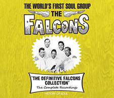The Falcons-The Definitive Falcons Collection CD / Box Set NEW