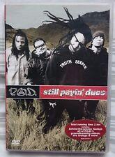 P.O.D. - Still Payin' Dues (DVD, 2003)