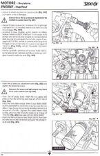 Manuel Atelier MASERATI 3200 GT 3200GT Complet 4 Volumes Maintenance Réparation