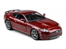 AUTOart 73642 JAGUAR XKR-S diecast model car Italian Racing red 2011 RHD 1:18th
