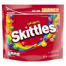 Skittles Original Candy Sharing Size 15.6 oz Bag