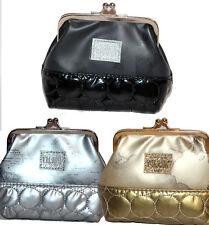Prima Classe pochette porta spiccioli monete Alviero Martini originali nero oro