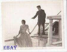 Joan Crawford Ramon Novarro VINTAGE Photo Across To Singapore