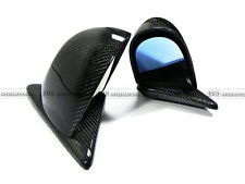 Carbon Fiber Side Mirror View Replacement For Honda Civic EK Exterior