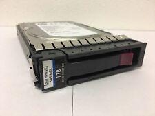 "HP 649327-001 1TB Seagate ST1000NM0001 3.5""SAS 6Gb/s 7.2K Hard Drive W/Tray"