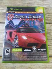 Project Gotham Racing 2/Arcade Original Xbox Tested Works