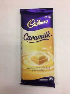 5 X Cadbury Caramilk Bar 15.00