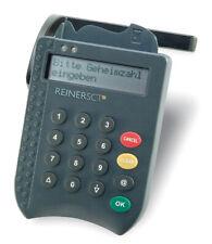 REINERSCT CyberJack e-com SmartCard Reader Chipkartenleser USB HBCI Secoder Sec3