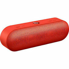 Beats by Dr. Dre Beats Pill+ ML4Q2LL/A Portable Wireless Speaker - Red