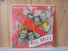 Bill Haley 10 INCH 25 CM See You Later Alligator - Reissue of the Brasilian LP