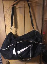 Nike large black holdall sports/gym bag