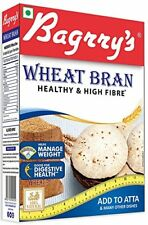 500g indian bagrry's wheat bran good for manage weight,digestive health,iron