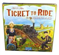 Days of Wonder, Ticket to Ride Nederland Map Expansion, Multilingual New