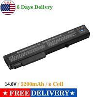 New Battery for HP EliteBook 8530p ProBook 6545b P/N 493976-001 HSTNN-LB60
