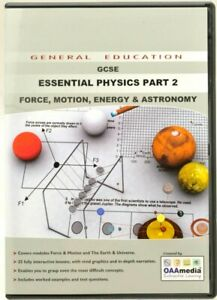 OAA media GCSE Essential Physics Part 2 - Force, Energy & Astronomy
