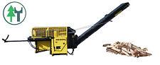 Brennholzautomat Sägeautomat Holzspalter Regon R1Z mit Zapfwellenantrieb