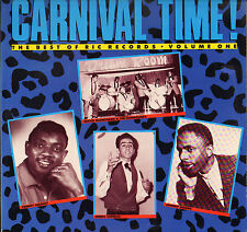 """DIVERS """"CARNIVAL TIME / BEST OF RIC RECORDS"""" ROCKIN' R 'N BLUES LP ROUNDER 2075"""
