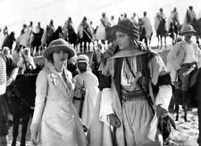 8x10 Print Rudolph Valentino Agnes Ayres Adolph Menjou The Sheik 1921 #ADRV