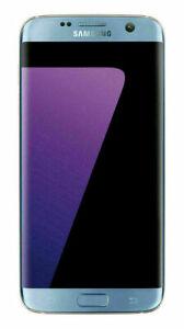 Samsung Galaxy S7 Edge SM-G935 ATT TMOBILE -32GB- GSM Unlocked Smartphone 9/10