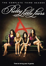 Pretty Little Liars - The Complete Third Season DVD - 6 Discs + FREE P&P