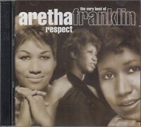 Aretha Franklin Respect Very Best of 2CD Greatest Hits FASTPOST