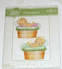 "~PRECIOUS MOMENTS~  BOY OR GIRL  1- CENTERPIECE 14"" TALL PARTY SUPPLIE"