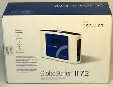 OPTION GLOBESURFER II 7.2 3G WIRELESS VOICE and DATA GATEWAY