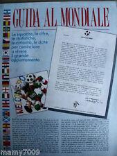 GUERIN SPORTIVO=GUIDA AL MONDIALE=ITALIA 1990