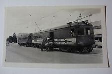 USA713 - 1945 SALT LAKE & UTAH RAILROADS - AMN. FORK TROLLEY No603 PHOTO - USA