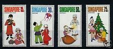 Singapore 1971 Singapore Festivals SG155/8 MNH