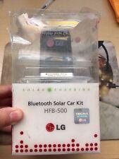 Manos libres Bluetooth LG HFB-500 con tecnologia solar charge. Envio en 24 H